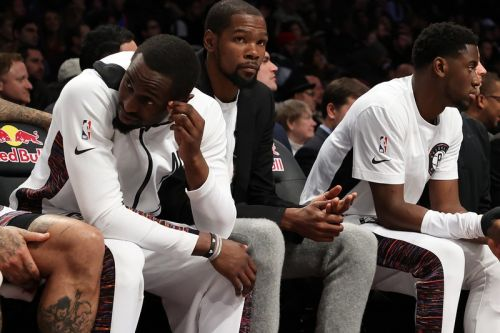 Kevin Durant Tests Positive for Coronavirus
