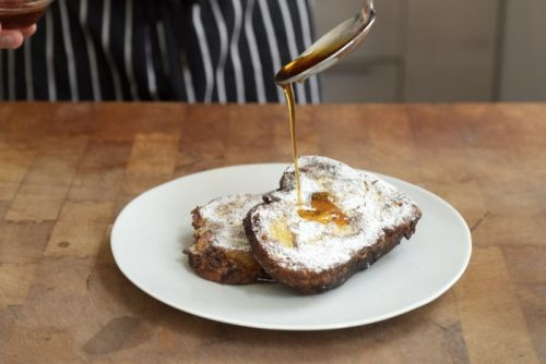 Wylie Dufresne Gave Us His French Toast Recipe!