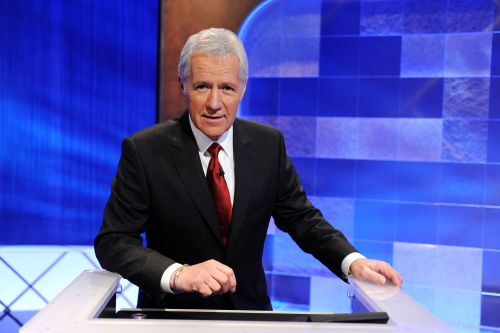 Alex Trebek chokes up at 'Jeopardy!' contestant's final answer