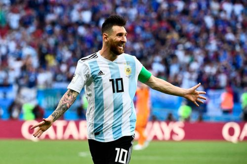 Facebook Shares Most Talked About 2018 FIFA World Cup Topics