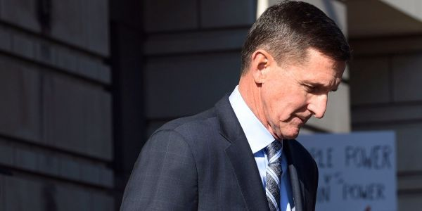 Newly released transcripts show Michael Flynn asking the Russian ambassador not to 'box us in' before Trump's inauguration