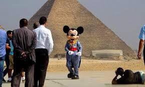 """The """"Travel World Cup"""" poll nominated Egypt as the voters' most popular travel destination"""
