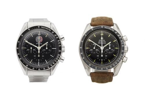 Rare Omega Watches Released by Xupes to Celebrate 50th Anniversary of Moon Landing