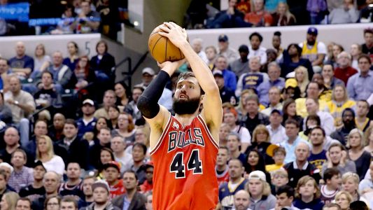 Bulls' Nikola Mirotic out indefinitely after fight with teammate, report says