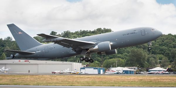 Boeing's struggling Air Force tanker has cleared a major hurdle