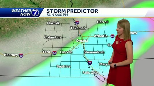 A foggy start Saturday, snow chances Sunday