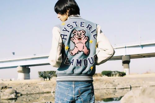 EMPTY R M Unveils Upcoming HYSTERIC GLAMOUR Collection