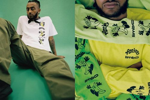 Aminé and VERDY Link up for Collaborative 'Limbo' Collection