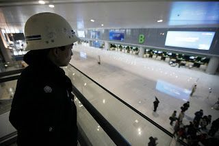Shanghai airport automates check-in with facial recognition