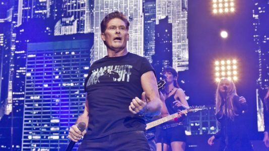 David Hasselhoff Is Still Big In Germany 30 Years After His Berlin Wall Show