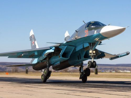 Russia just received a new batch of Su-34 fighter jets - here's what they can do