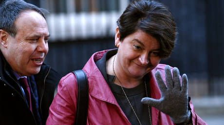 N. Ireland's DUP 'cannot support' Brexit deal proposed by Johnson, EU