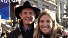 For First Father-Daughter Presidential Campaign Managers, Politics Is In The Family