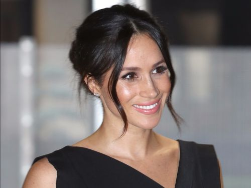 Meghan Markle just wore the same dress Kim Kardashian did 11 years ago - and celebrities can't stop wearing it