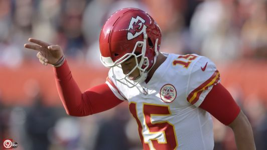 Chiefs have second-best odds to win Super Bowl