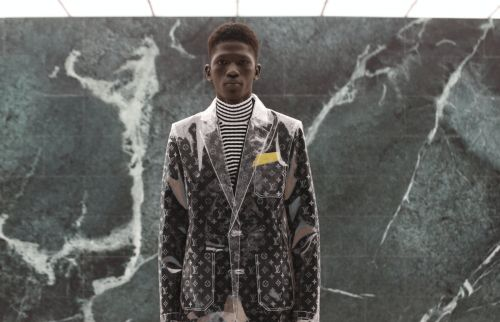 Louis Vuitton's Fall 2021 Men's Collection Looks to James Baldwin for Inspiration