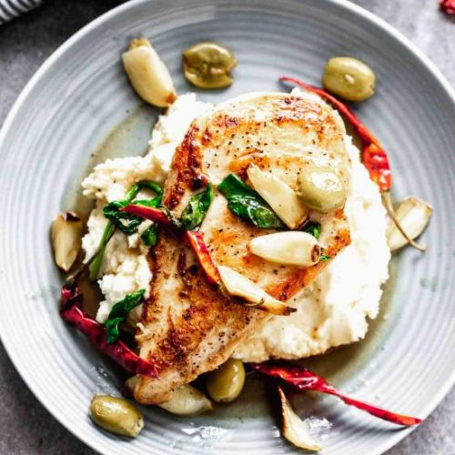 Chicken with Chiles
