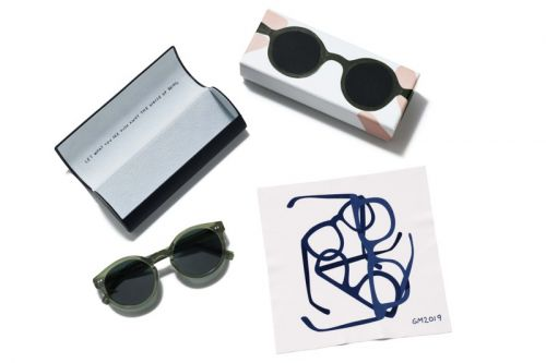 Warby Parker and Artist Geoff McFetridge Launch New Collection
