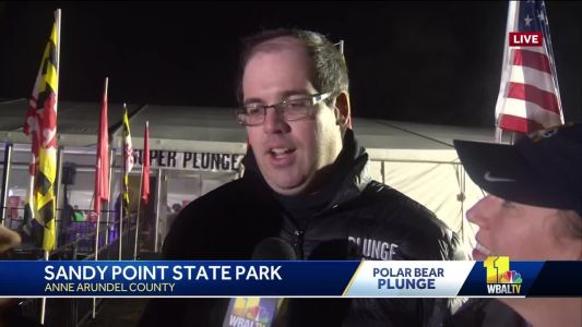 Super plungers: It's all for the athletes
