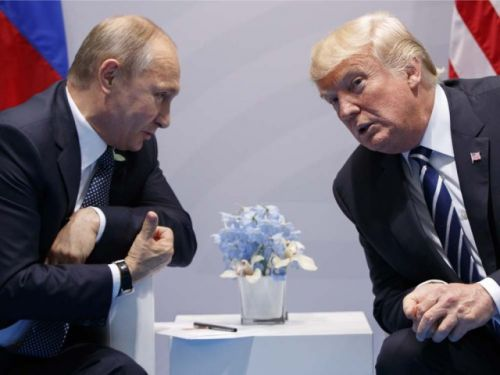 What did Trump and Putin discuss in private? Democrats demand interpreter's notes