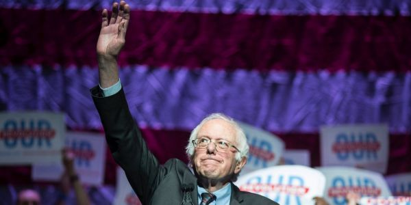 Bernie Sanders won the Democratic nomination in Vermont's Senate primary, but he turned it down, fueling speculation he may run for president in 2020