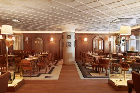 L'Avenue Restaurant Opens at Saks Fifth Avenue in New York