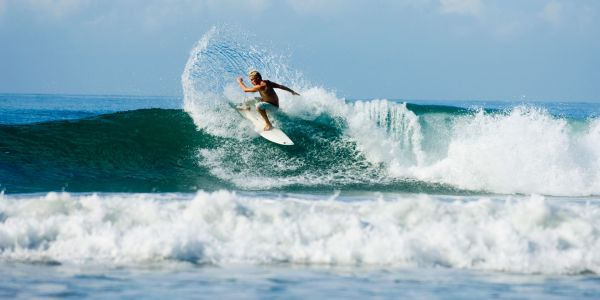 Stay Close to the Curl at Costa Rica's Best Surf Spots