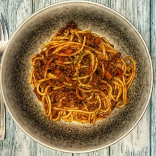 The Best Spaghetti Bolognese