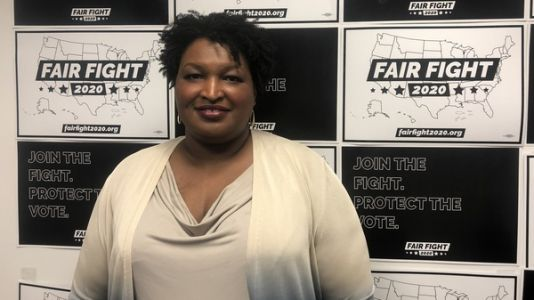 Stacey Abrams Spearheads 'Fair Fight,' A Campaign Against Voter Suppression