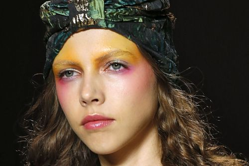 RIP contouring - here's the next eye-catching beauty trend