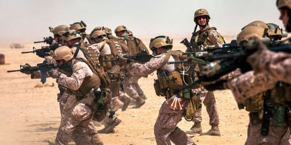 The US is not prepared to fight China or other great powers, a top Marine training officer says