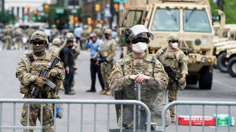 More than half of Americans SUPPORT SENDING MILITARY to aid police in dealing with George Floyd protests - poll