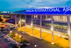 Yangon International Airport welcomes IndiGo's inaugural flight from Kolkata