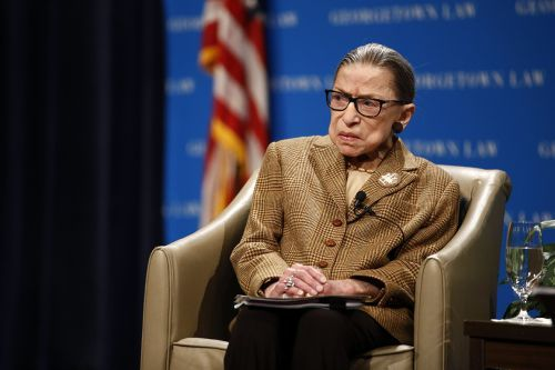Ginsburg to lie in repose Wednesday and Thursday