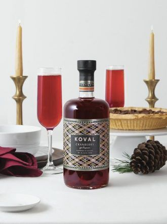 Drink of the Week: Koval Cranberry Gin Liqueur