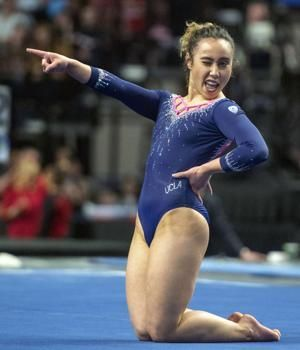 Former UCLA gymnast Ohashi to make pro debut at Aurora Games