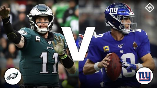 Eagles vs. Giants live score, updates, highlights from 'Monday Night Football'