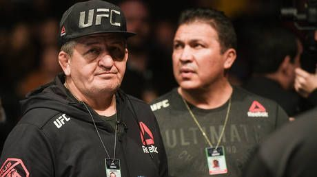 'No improvement' in condition of Khabib Nurmagomedov's hospitalized father Abdulmanap, says family friend