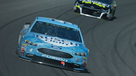 NASCAR results at Michigan: Kevin Harvick wins all 3 stages in victory at Michigan