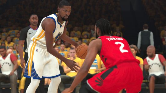 Can Warriors be stopped? 'NBA 2K19' predicts 2018-19 season