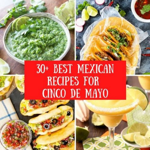 BEST CINCO DE MAYO RECIPES