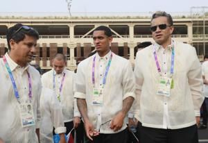 Clarkson: Being Philippines flagbearer ranks with NBA finals