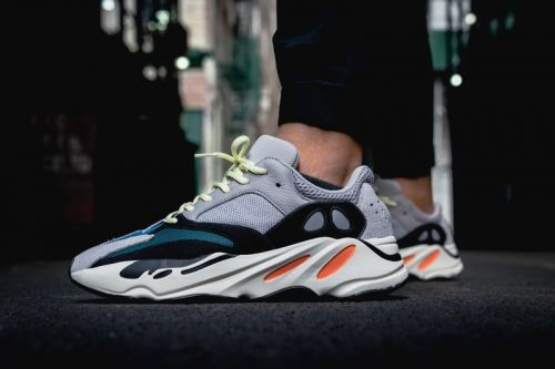 """Adidas' YEEZY BOOST 700 OG """"Wave Runner"""" May Be Dropping in Kids Sizes This August"""