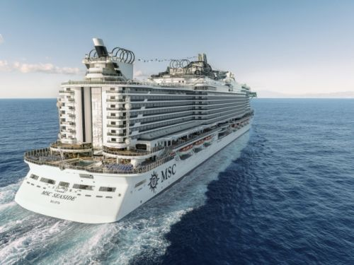MSC Group signs five-year agreement with Cruise Saudi
