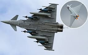 Qatar buys 24 Typhoon fighter, signs $8bn deal with UK