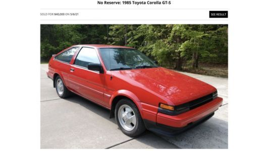 Here Are Some Toyota Corollas You Can Buy That Don't Cost $40,000