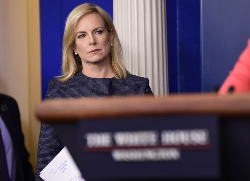 DHS secretary denies separation amounts to 'child abuse'