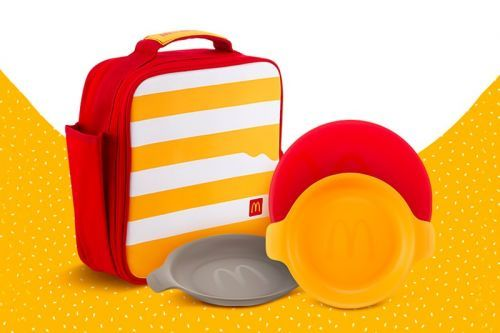 McDonald's Picnic Set Is Perfect For Warm-Weather Outings Ahead