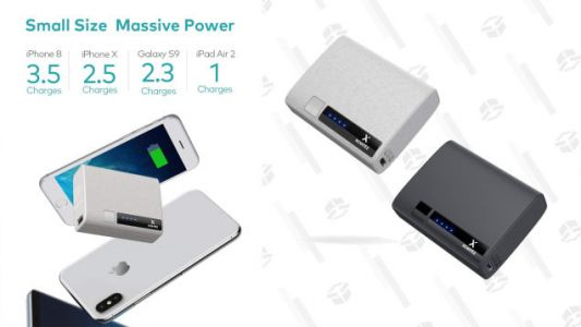 This $15 10,000mAh Battery Pack Includes USB-C Power Delivery