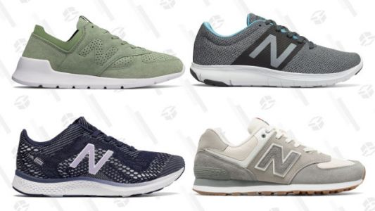 Lace Up a New Pair of New Balance Sneakers For Just $25